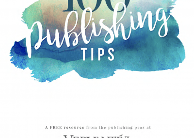 100 Publishing Tips by Vervante