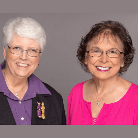 Dr. Joy Don Baker and Dr. Terri Goodman (1)