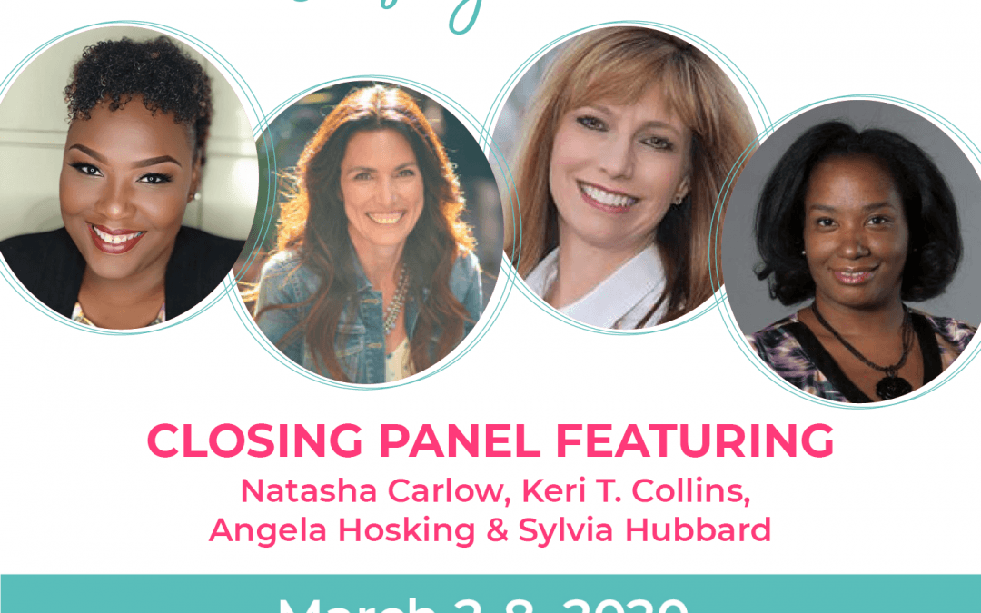 Amazing Women Panel: Bringing It All Full Circle