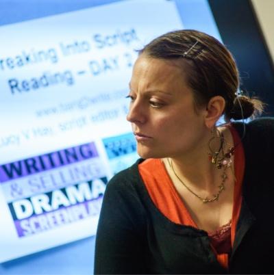 Lucy Hay, Author & Script Editor