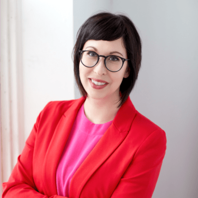 Erin Servais, Book Editor, Author Coach, and Founder of Dot and Dash, LLC