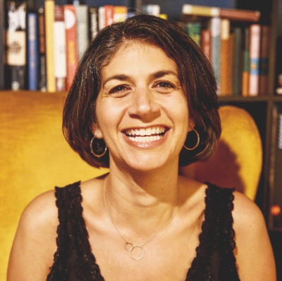Jamie Beth Cohen, Author, Storyteller, & Podcaster