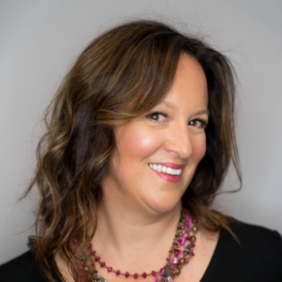 Allison Andrews, Author and CEO of Andrews Creative