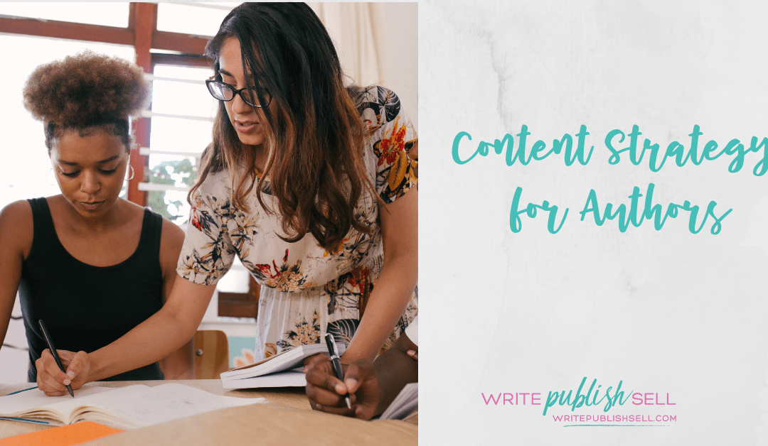 Content Strategy for Authors