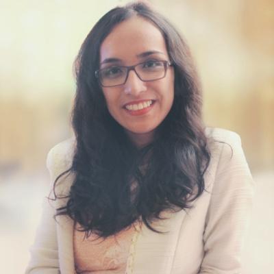 Najla Qamber, Creative Director of Qamber Designs & Media