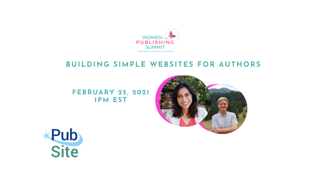 Building Simple Websites for Authors