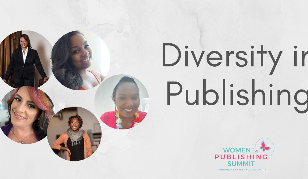 Diversity in Publishing Panel