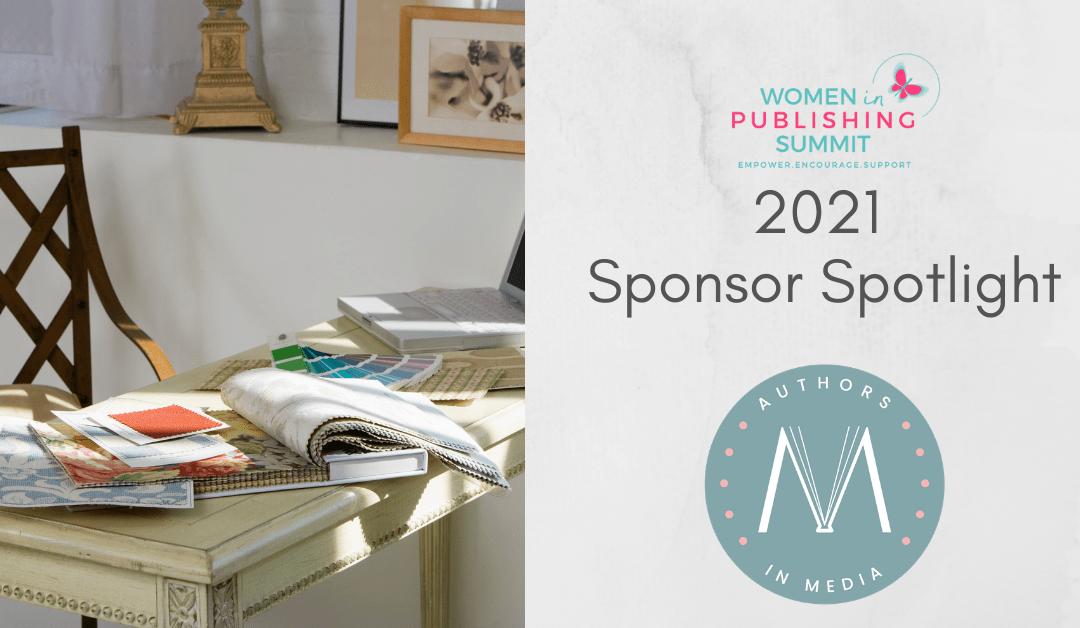 Sponsor Spotlight: Authors in Media