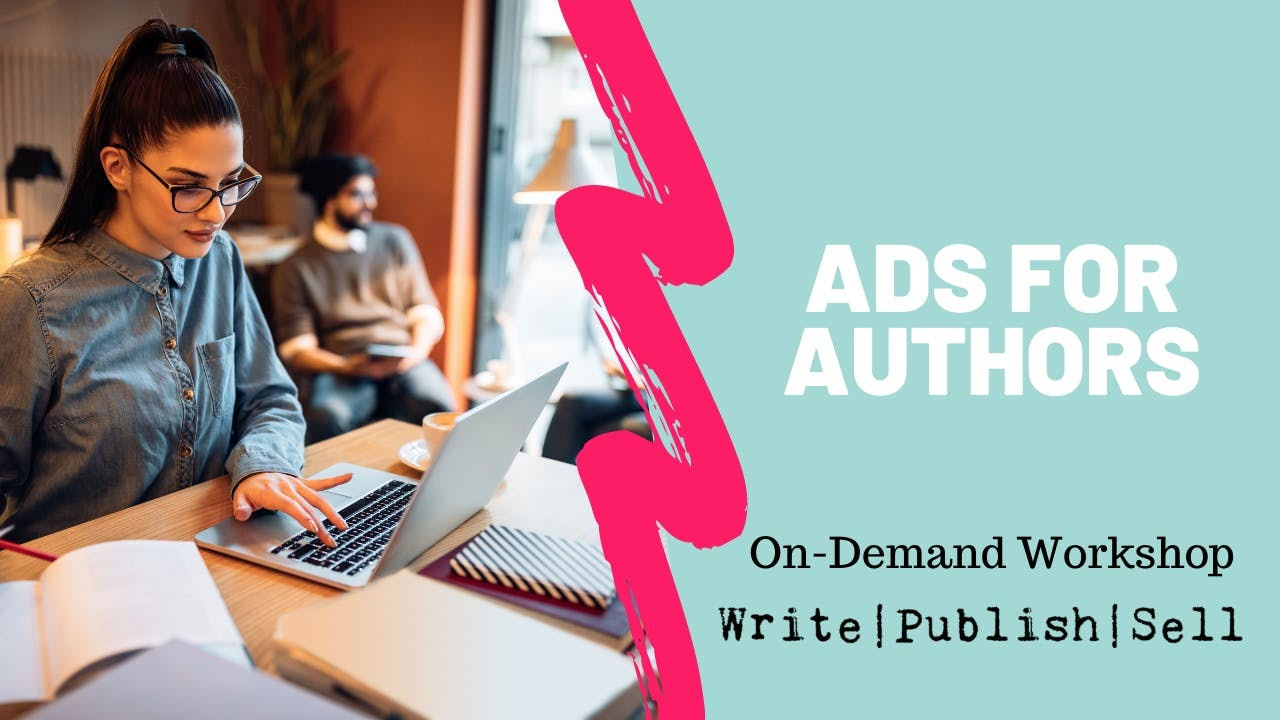 Ads for authors workshop
