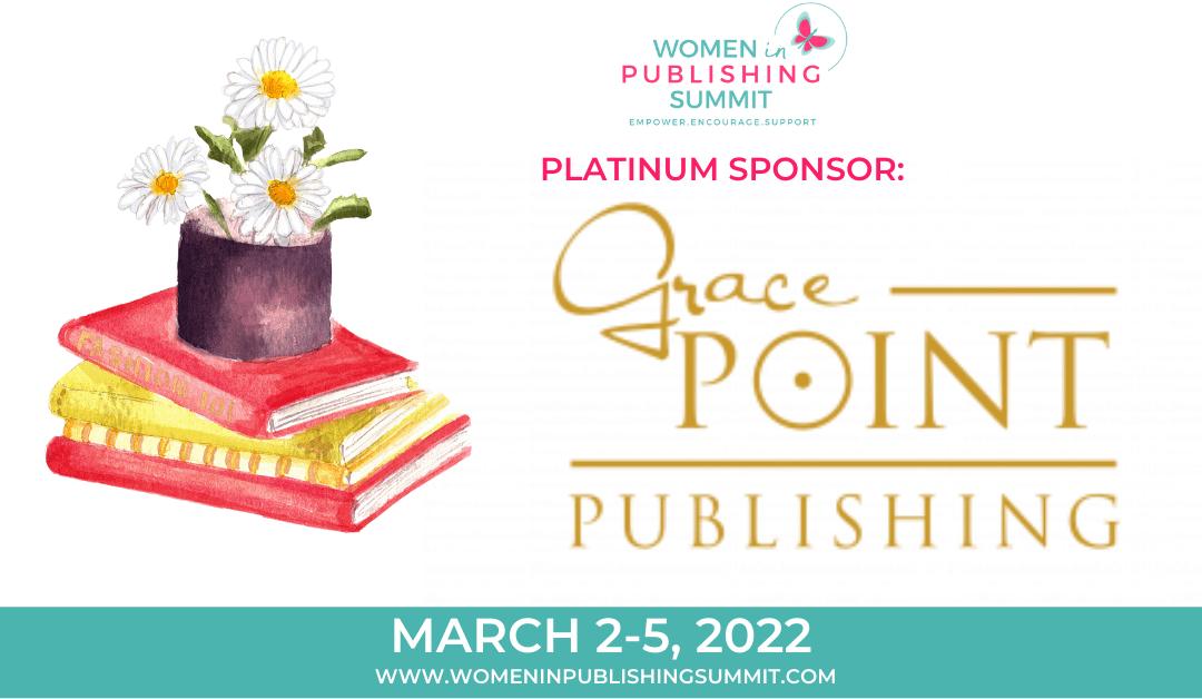 Sponsor Spotlight: GracePoint Publishing